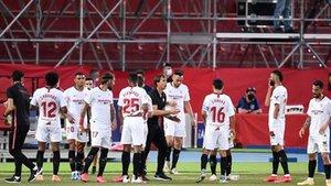 El Sevilla no ha conocido la derrota desde el regreso de LaLiga tras el parón
