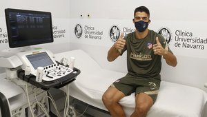 Suárez ya es del Atlético