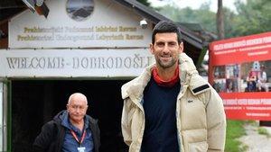 El tenista serbio quiere seguir como número uno