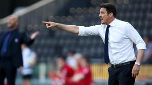 El Udinese anunció la destitución de Massimo Oddo
