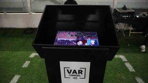 El VAR se aplicará a la Champions esta temporada