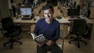 Xavier Bonastre vino a Sport para hablar de su libro 100 Històries del córrer