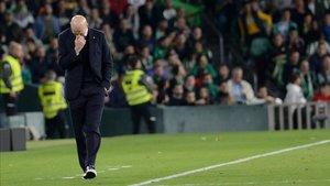 Zidane se juega su futuro en los próximos tres meses