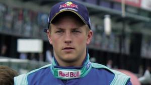 Raikkonen, en 2001, en el año de su debut con Sauber