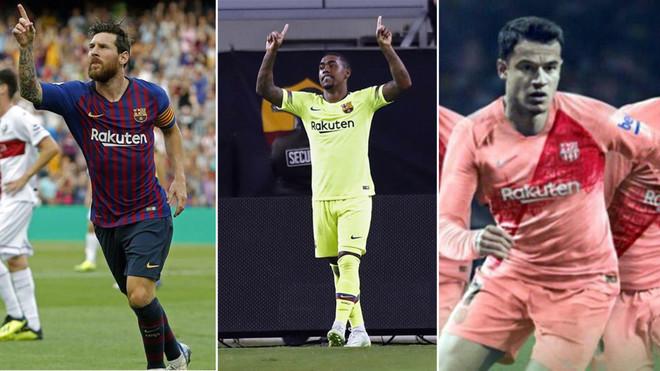 Así son las tres equipaciones del Barcelona para la temporada 2018-19 5ce36b0ae39e6