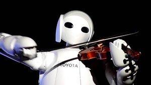 Toyota lleva años desarrollando robots.