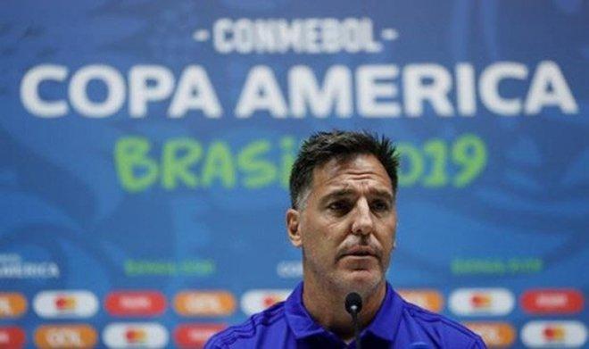 """Eduardo Berizzo: """"La Copa América tiene que ser integral de todos los países de América"""""""