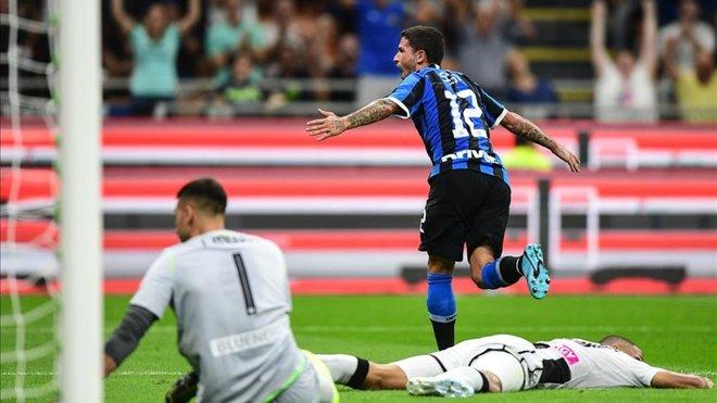 El Inter logra un nueve de nueve