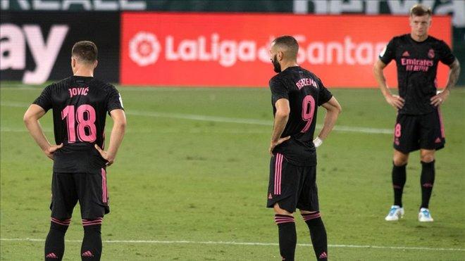 Kroos, Militao y Mariano se ausentan del último entrenamiento