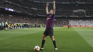 Alba está disfrutando de lo lindo las últimas temporadas; como ejemplo, las victorias en el Bernabéu
