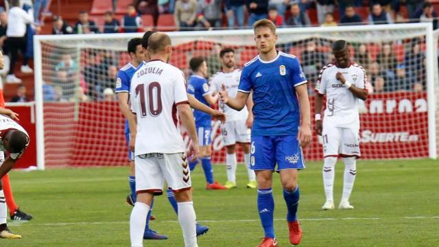 Albacete y Oviedo empatan a nada