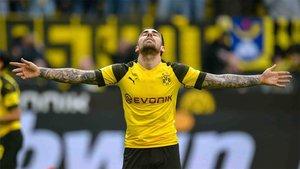 Alcácer ha revolucionado el Dortmund