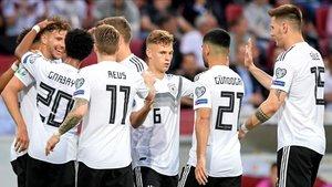 Alemania fue muy superior