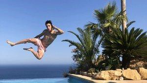 Àlex Márquez, disfrutando de las vacaciones