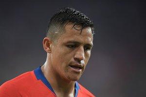 Alexis Sánchez vuelve a lesionarse