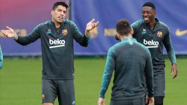La alineación del FC Barcelona ante el Leganés