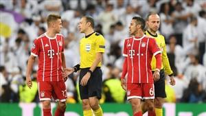 El árbitro turco la lió en el Bernabéu