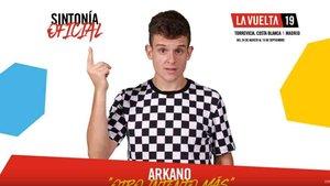 Arkano es el autor de la sintonía de la Vuelta 2019