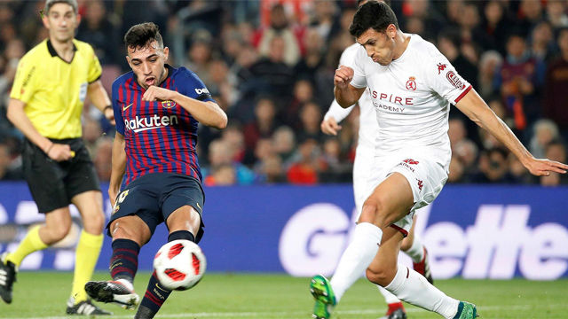 Sevilla Sign Munir For Low Transfer Fee