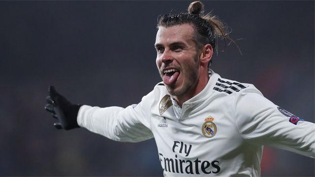 Y Bale volvió a marcar casi dos meses después