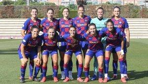 El Barcelona se lleva a 25 jugadoras al País Vasco