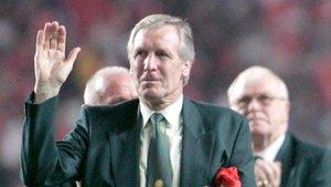 Billy McNeill es el jugador que más partidos ha disputado con el Celtic, 822
