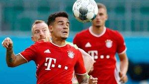 Coutinho se centra en lo que le queda con el Bayern Múnich
