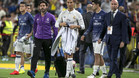 Cristiano Ronaldo al final del partido Las Palmas-Real Madrid de LaLiga Santander 2016/17