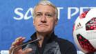 Didier Deschamps recalcó la calidad de la selección belga