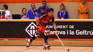 España goleó a Angola y es primera de grupo