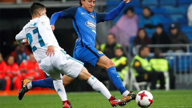 El excanterano del Madrid Tejero supone un precedente para aferrarse al Barça