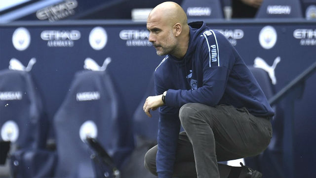 Guardiola se centra en el Madrid