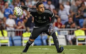 Keylor Navas, entre el amor y el odio hacia el Real Madrid