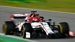 Kubica, el más rápido en el Circuit este miércoles por la mañana