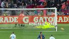 Hat-trick de palos de Leo Messi ante el Deportivo