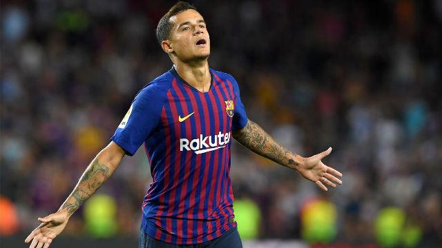 LALIGA | FC Barcelona - Alavés (0-3): Coutinho marcó como mejor lo sabe hacer: de disparo cruzado