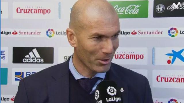 LALIGA | Betis - Real Madrid (3-5): Zidane: Hicimos una grandísima segunda parte y las sensaciones son buenas