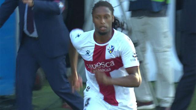 LALIGA | Huesca - Eibar (1-2): Semedo, de la cárcel a debutar con el Huesca