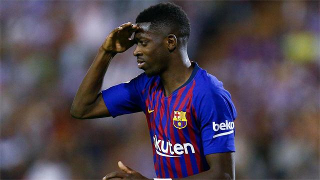 LALIGA | Valladolid - FC Barcelona (0-1): Así fue el golazo de Dembélé que dio la victoria al Barça