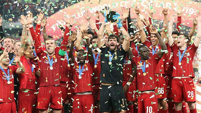 El Liverpool, campeón del mundo al imponerse al Flamengo por la mínima en el Mundial de Clubs