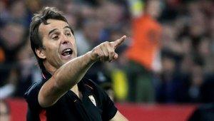 Lopétegui consiguió una buena victoria en Europa League