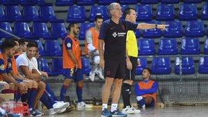 Los de Andreu Plaza cumplen sus objetivos