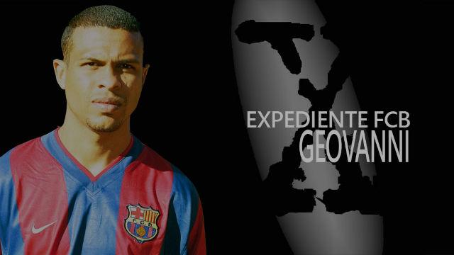 Los Expedientes X del Barça: Geovanni Deiberson