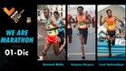 Maratón Valencia presenta su mejor plantel élite