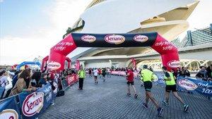 El Maratón Valencia y CA Serrano activan sus novedosos planes de entrenamiento