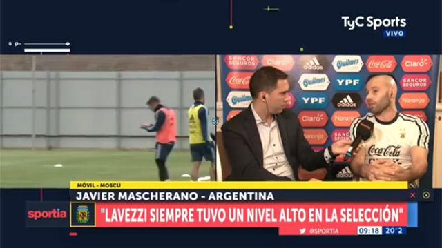 Mascherano habla sobre el Barça y su futuro