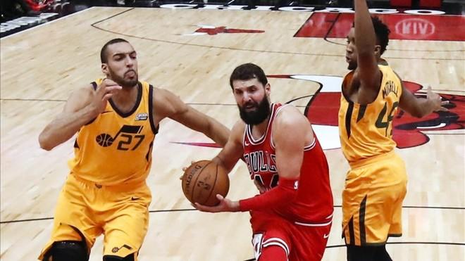 El regreso de Mirotic relanza a los Bulls de Chicago