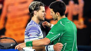 Novak Djokovic augura un gran futuro para Thiem