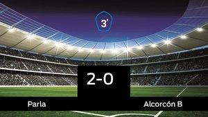 El Parla se queda los tres puntos frente al Alcorcón B