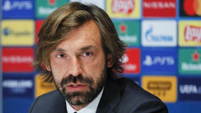 Pirlo: No me preocupa enfrentarme al Barcelona